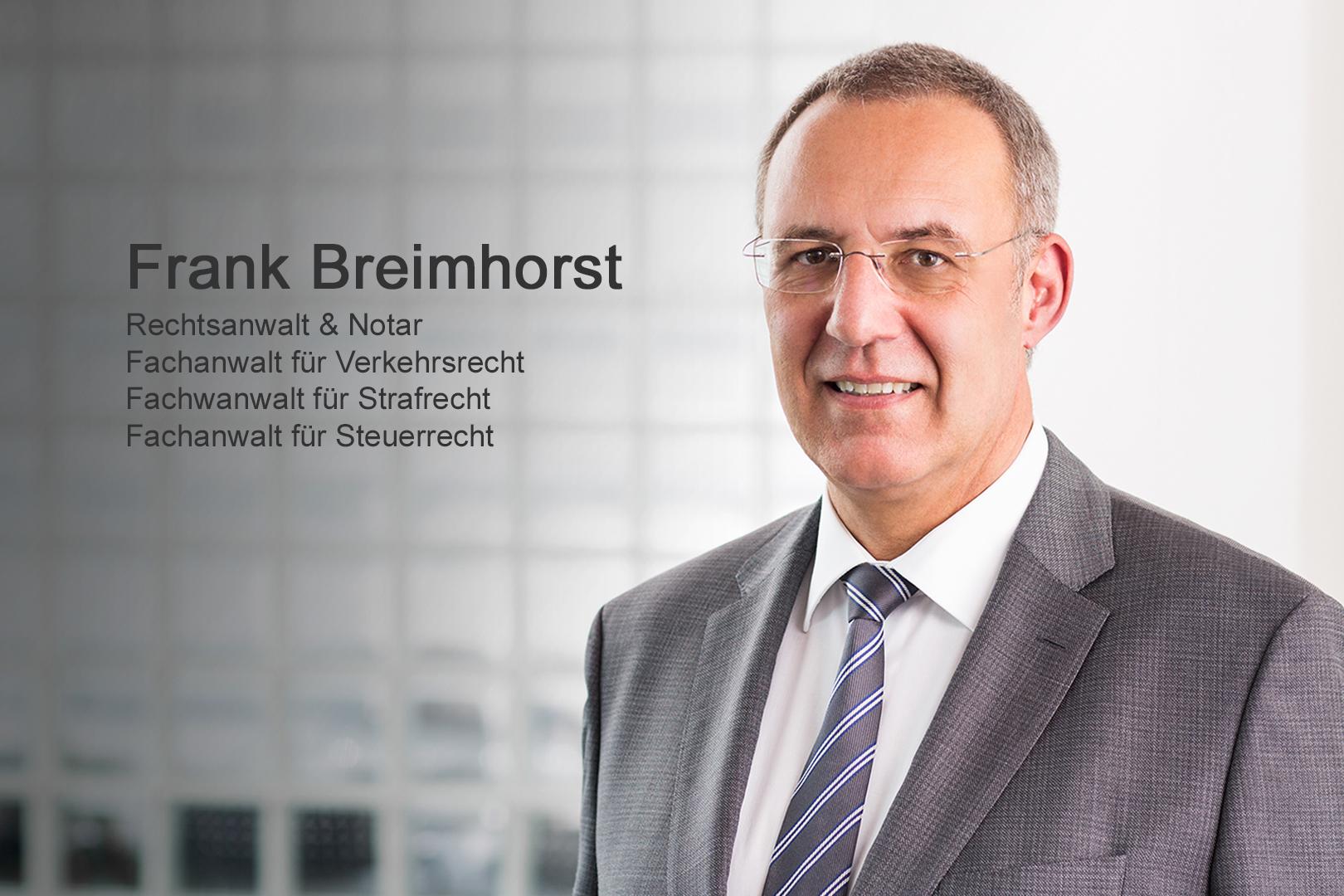 Adac Vertragsanwalt Frank Breimhorst Rechtsanwalt Und Fachanwalt